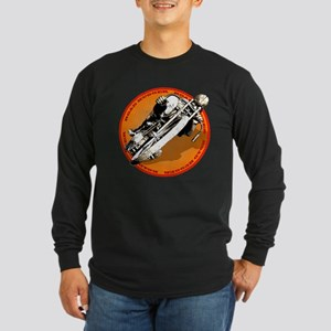 Road Hugger Motorcycle Long Sleeve T-Shirt