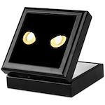 Glowing Eyes Keepsake Box