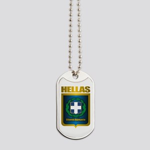 Hellas Dog Tags