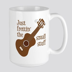 SMALL STUFF Large Mug