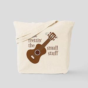 SMALL STUFF Tote Bag