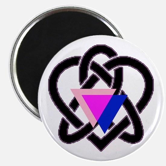 celtic heart Magnet