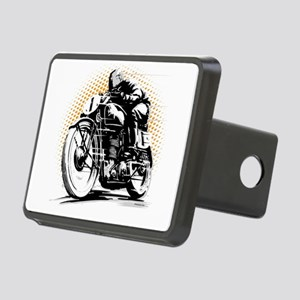 Classic Cafe Racer Hitch Cover