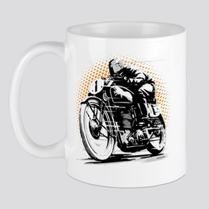 Classic Cafe Racer Mugs