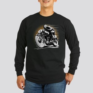 Classic Cafe Racer Long Sleeve T-Shirt