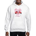 L'Amo Hooded Sweatshirt