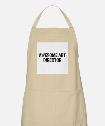 Awesome Art Director BBQ Apron