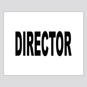 Director Small Poster