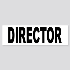 Director Bumper Sticker