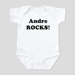Andre Rocks! Infant Bodysuit