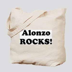 Alonzo Rocks! Tote Bag