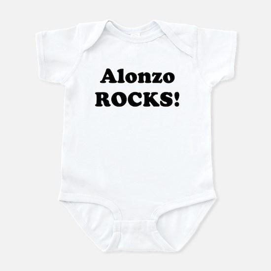 Alonzo Rocks! Infant Bodysuit