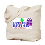Rock & Roll Rehab Tote Bag