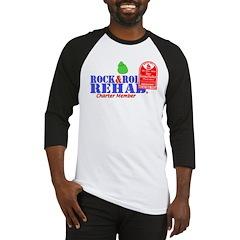 Rock & Roll Rehab Baseball Jersey