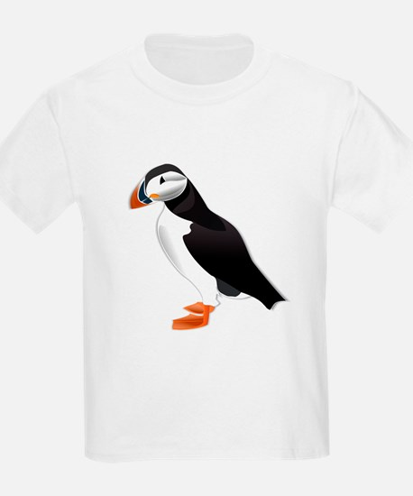 Atlantic Puffin Look forward to love T-Shirt