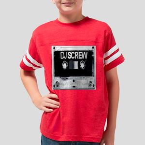 screw tape Youth Football Shirt
