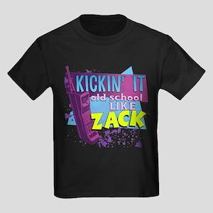 Kickin it Old School Like Zack T-Shirt