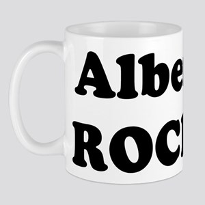 Alberto Rocks! Mug