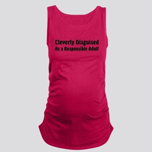 disguised2 Maternity Tank Top