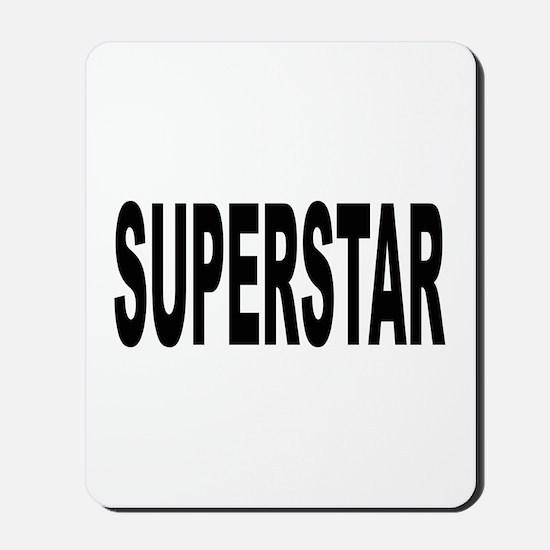Superstar Mousepad