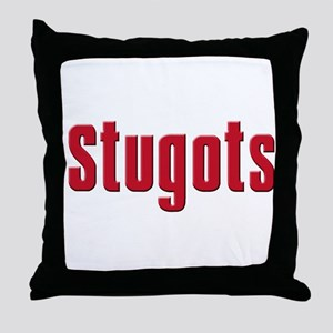 Stugots Throw Pillow