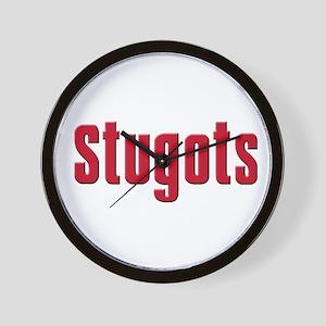 Stugots Wall Clock