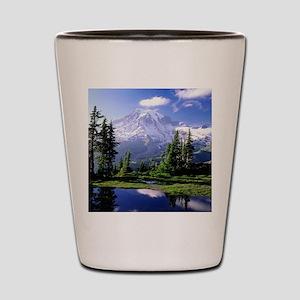 Reflection Shot Glass