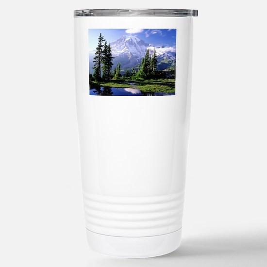 Reflection Stainless Steel Travel Mug
