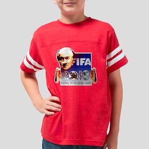 FIFA 2018 RUSKY ROUBLE Youth Football Shirt