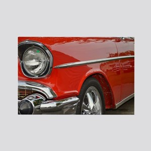 Classic Car Rectangle Magnet