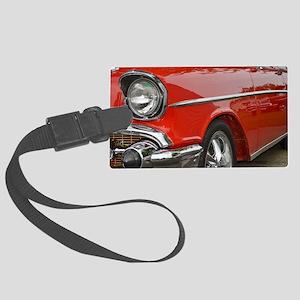 Classic Car Large Luggage Tag