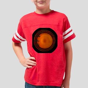 BEER OCLOCK 10x10 001 112108 Youth Football Shirt