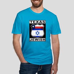 Texas Jewish American T-Shirt