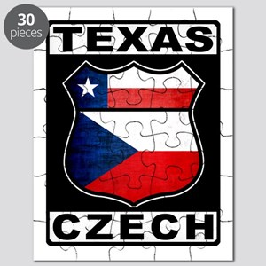 Texas Czech American Puzzle