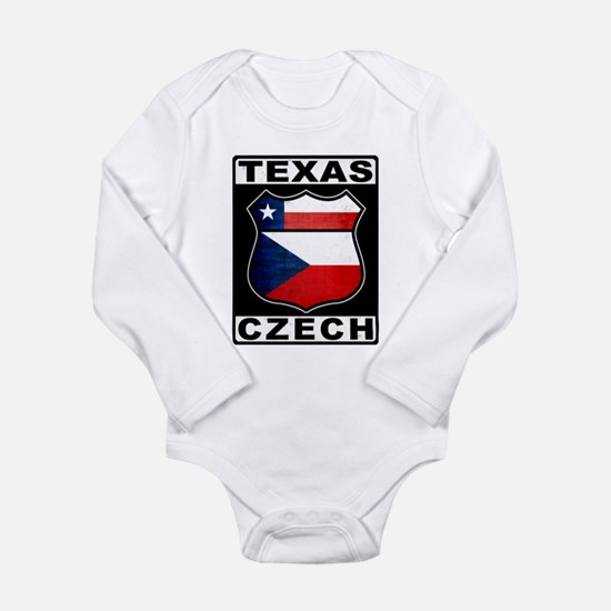 Texas Czech American Body Suit