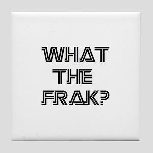 What the Frak? Tile Coaster