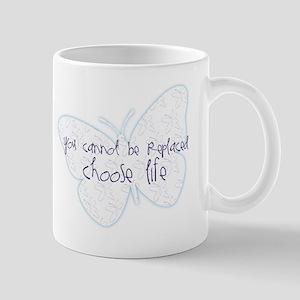 Suicide Awareness Choose Life! Mug