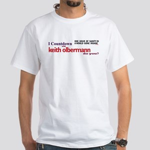 Countdown with Keith T-shirt