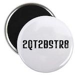 2QT2BSTR8 Magnet