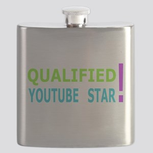 qualified you tube star Flask