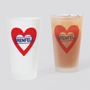 Grenfell Tower Drinking Glass