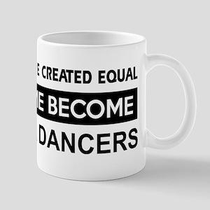bachata created equal designs Mug