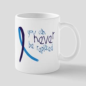 Suicide Awareness-Never Replaced Mugs