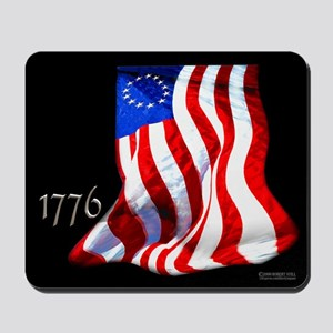1776 Revolutionary 001 Mousepad