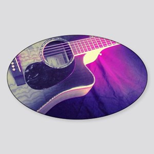 Takamine Guitar Sticker (Oval)
