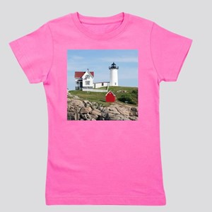 Nubble Light Girl's Tee