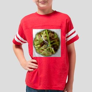 Dragonfly again edge Youth Football Shirt