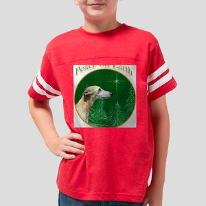 WhippetPeace Youth Football Shirt