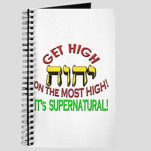 Get High! Journal