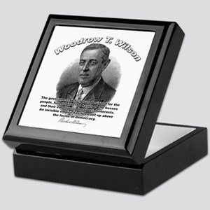 Woodrow Wilson 05 Keepsake Box